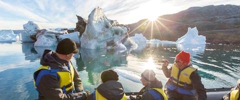 Russian Arctic Cruises