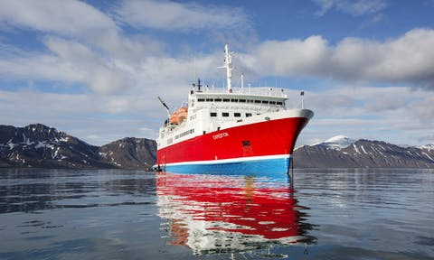 MS Expedition - Arctic Ship