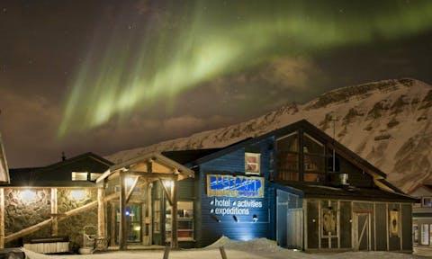 Basecamp-Spitsbergen