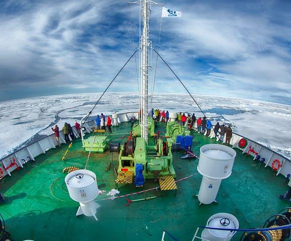 Ortelius - Arctic Ship