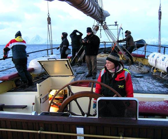 Noorderlicht - Arctic Ship
