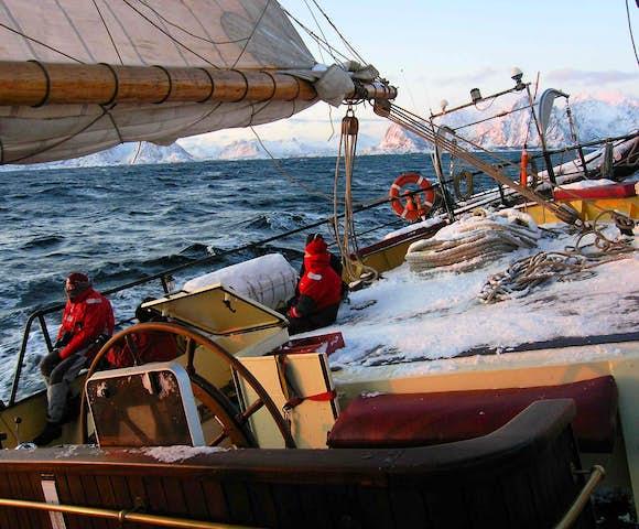Rembrandt van Rijn - Arctic Ship