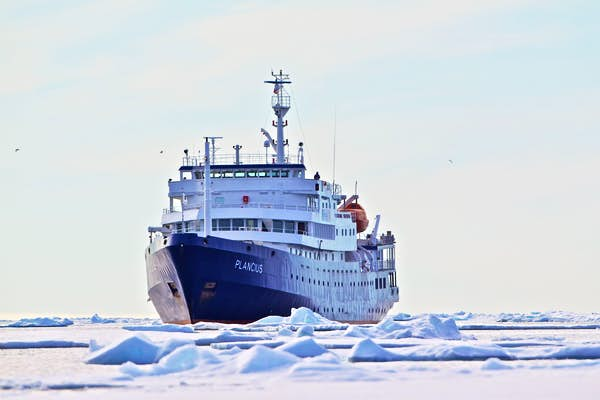 Arctic Vessels
