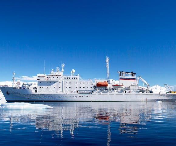 Akademik Vavilov - Arctic Ship