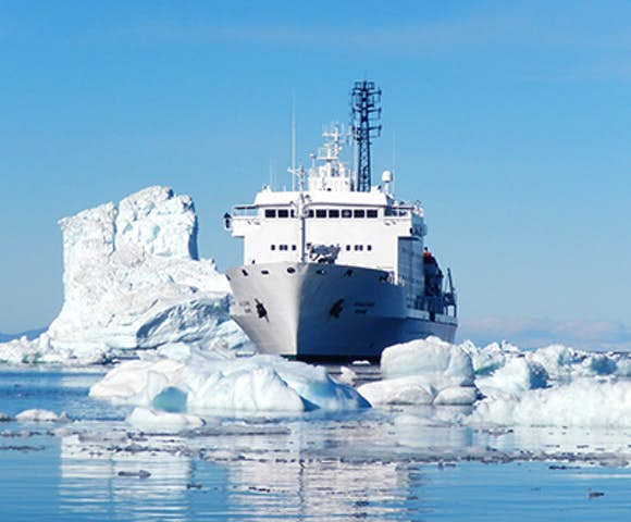 Akademik Ioffe - Arctic Ship
