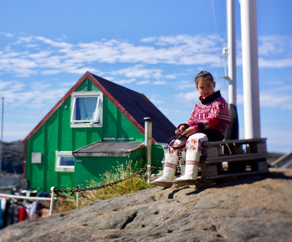 Greenland-Communities