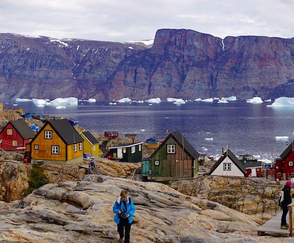 Greenland-colour