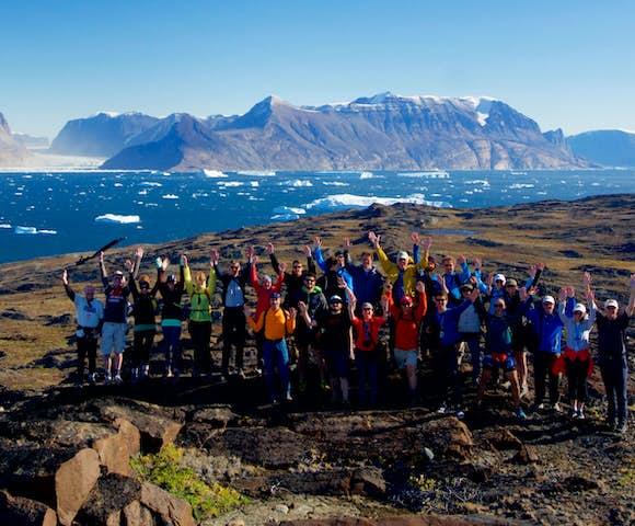People-Long-hikers