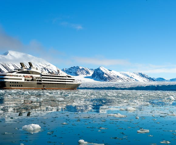 Le Boreal, Le Soleal and L'Austral - Arctic Ships