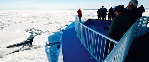 Getting to Svalbard
