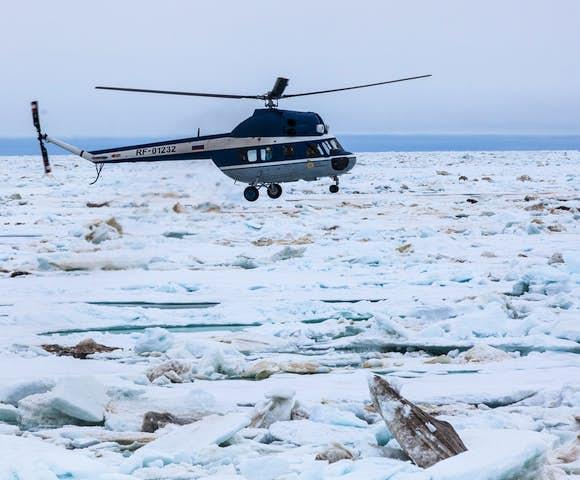 Kapitan Khlebnikov - Arctic Ship