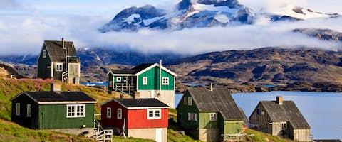 West Greenland & Disko Bay