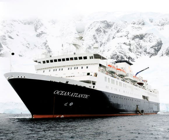 Ocean Atlantic - Arctic Ship