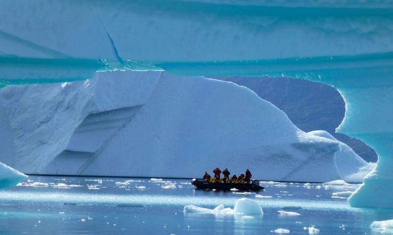 Svalbard, Greenland & Iceland Polar Quest