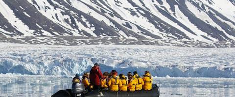 Arctic Odyssey: Svalbard & Greenland In-Depth