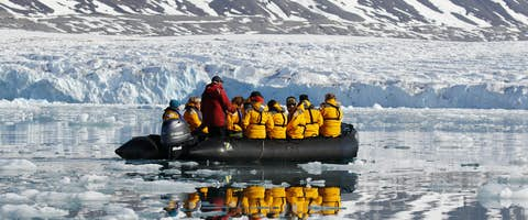Svalbard - A Small Ship Expedition