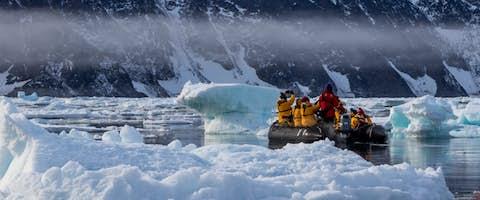 Ultima Thule: Northwest Passage & West Greenland