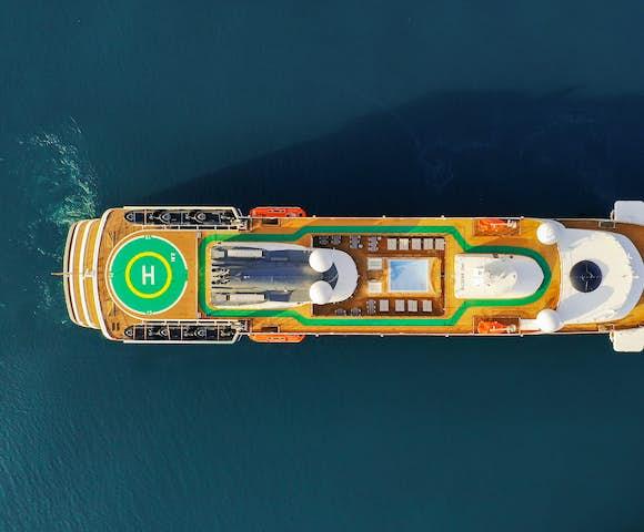 World Explorer - Arctic Ship