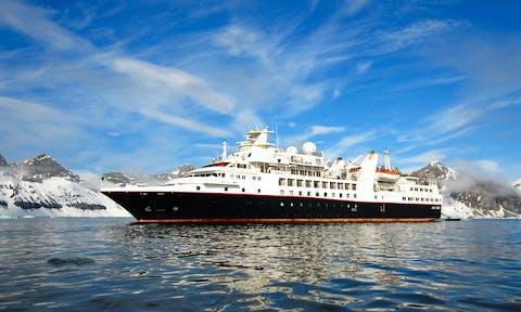 Silver Explorer - Arctic Ship