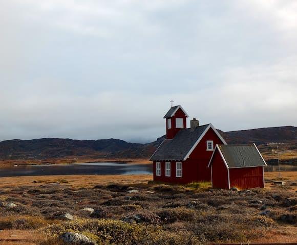 Ilinanaq-church