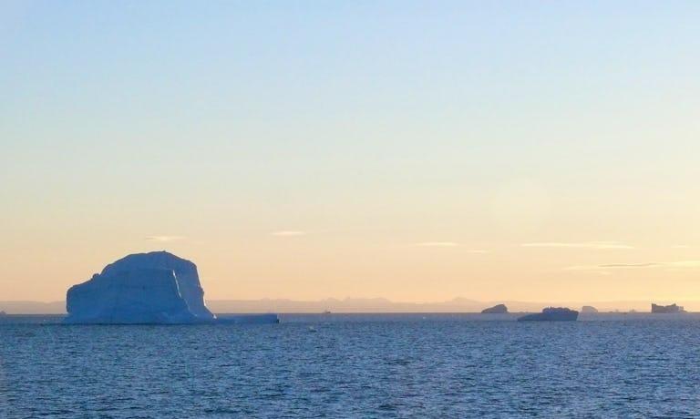 Fjords, Bergs & Aurora