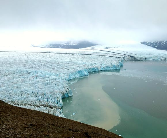 14th July Glacier