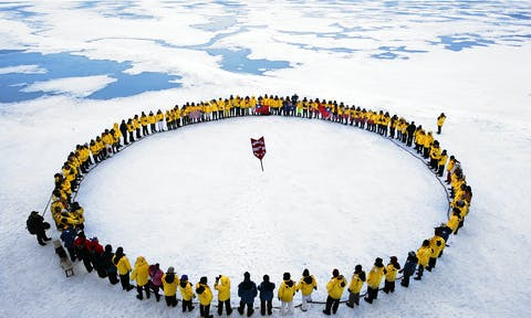 Visiting The North Pole