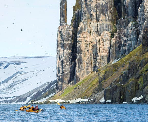 Arctic Photography Tours