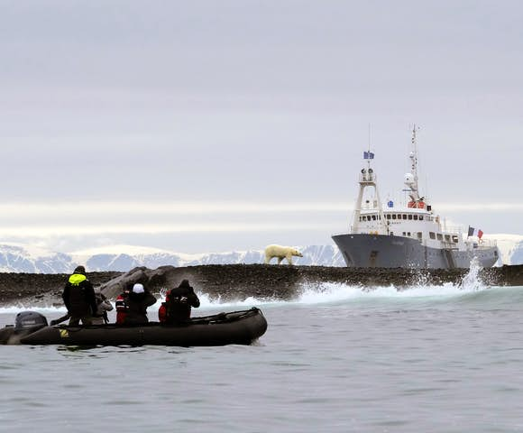 Polarfront - Arctic Ship