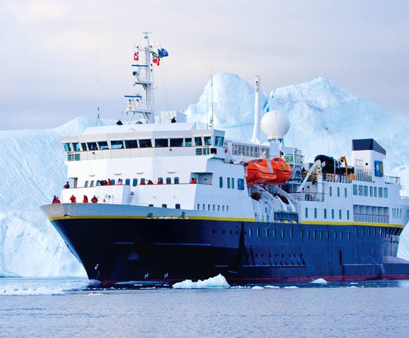 National Geographic Explorer - Arctic Ship