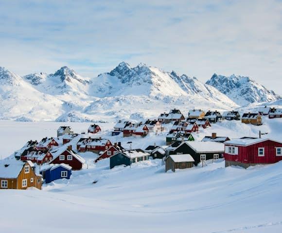 Land-based Arctic Travel